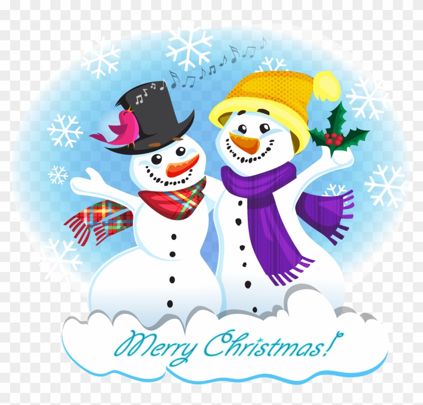 Snowman Free To Use Clipart - 2 Snowman Clipart #495766