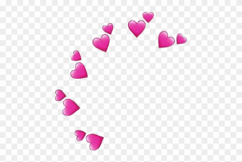 Corazones Corazon Corona Amor Emojis