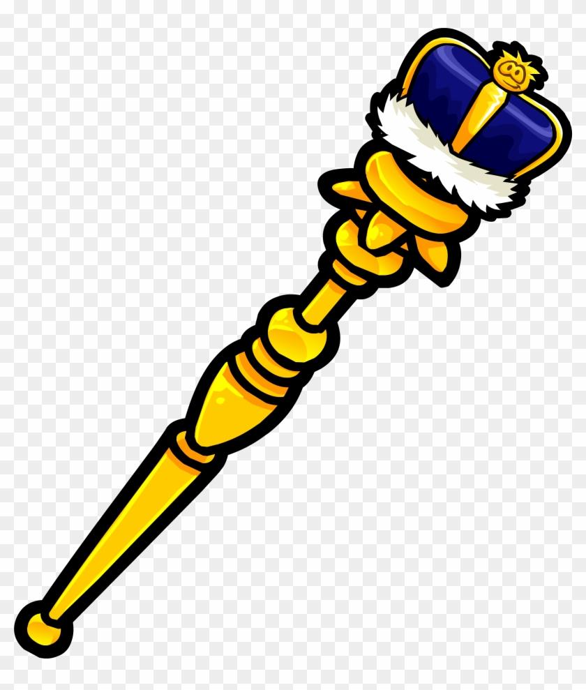 Cetro De La Corona De Rey Clip Art Royal Scepter Free