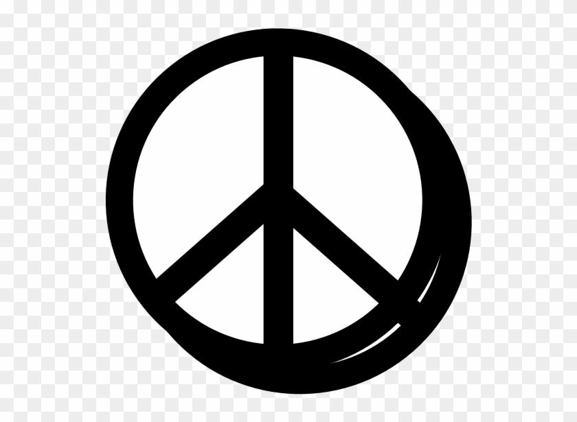 Peace Sign Black White Line Art Christmas Xmas Peace Peace Of Mind