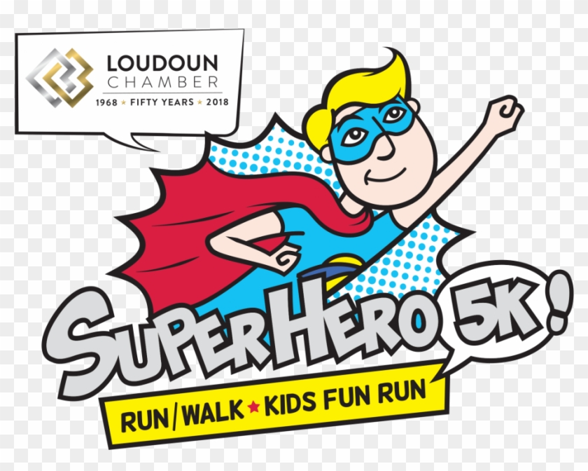 4th Annual Superhero 5k Run/walk And Kids Fun Run - Sagetopia #496853