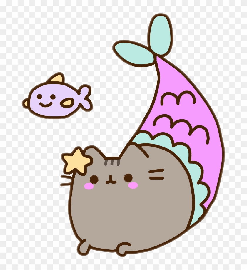 Pusheen Sticker Pusheen Coloring Pages Cats Free Transparent Png Clipart Images Download