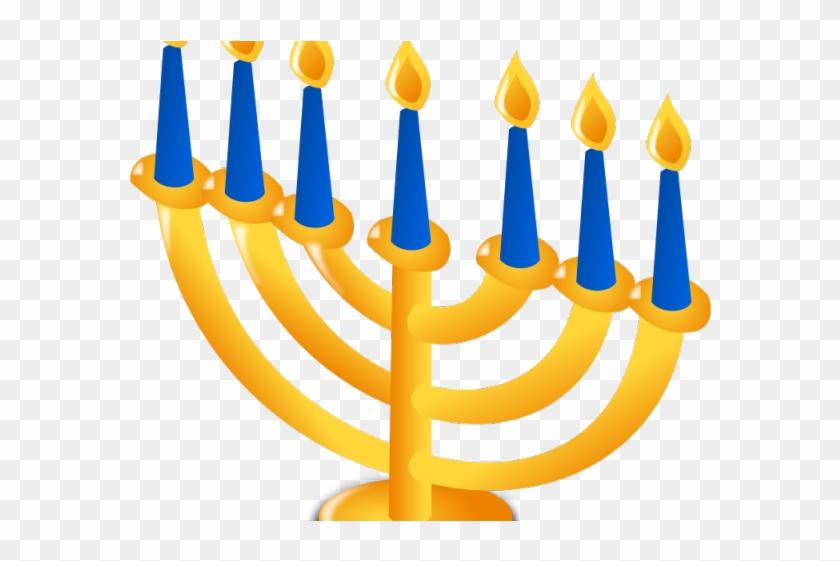 Chanukah Clipart - Symbol Of Hanukkah #497054