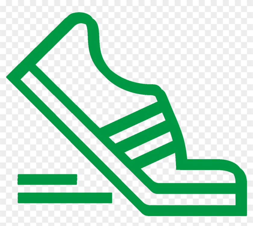 Popular Links - Running Shoe Icon #497223