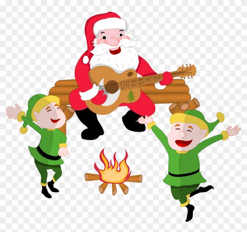 Christmas Elf On The Shelf Clipart.The Elf On The Shelf Santa Claus Reindeer Christmas The