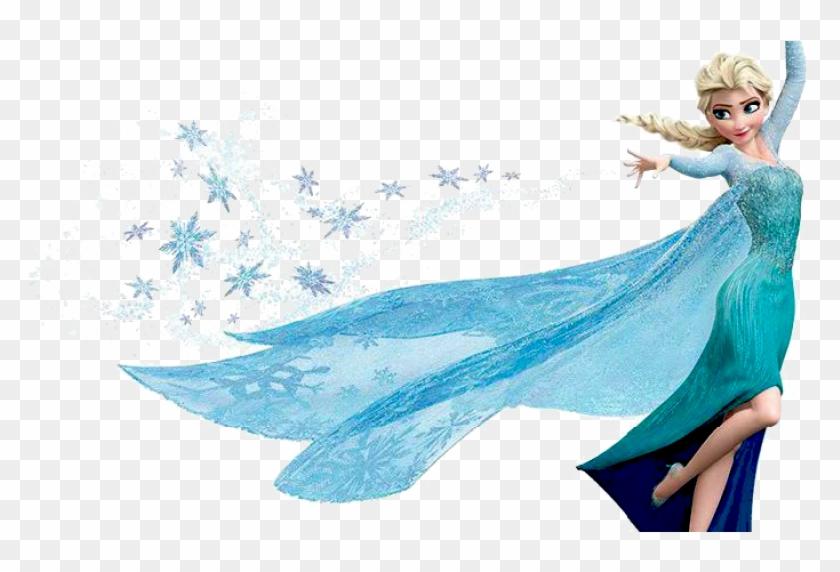 Frozen Clip Art Of Anna, Elsa, Kristoff, Olaf And Sven - Queen Elsa Frozen Wall Decal #497775