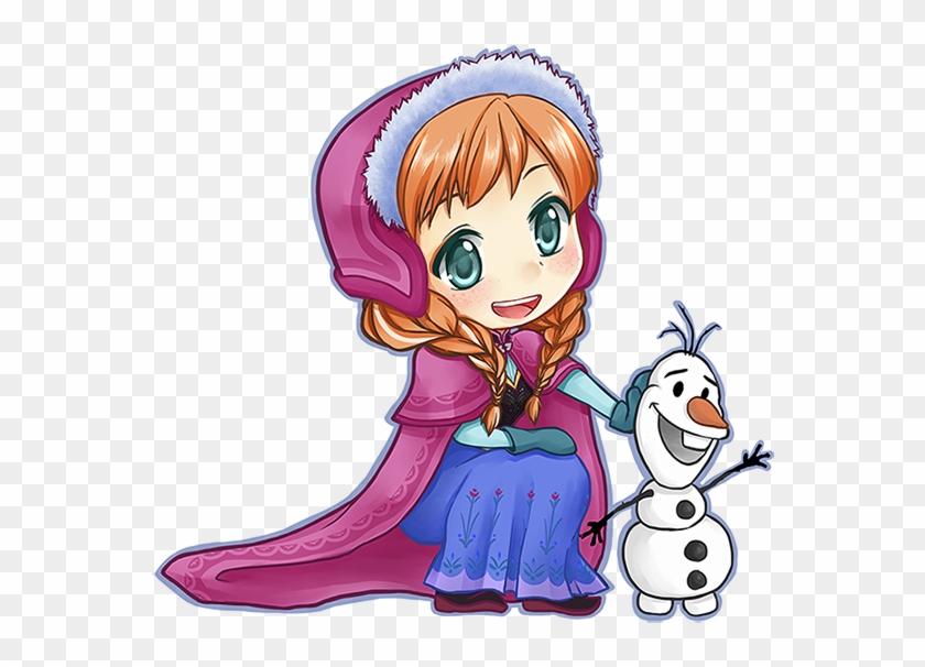 Let S Build A Snowman By Seika Imagenes Kawaii De Frozen Free