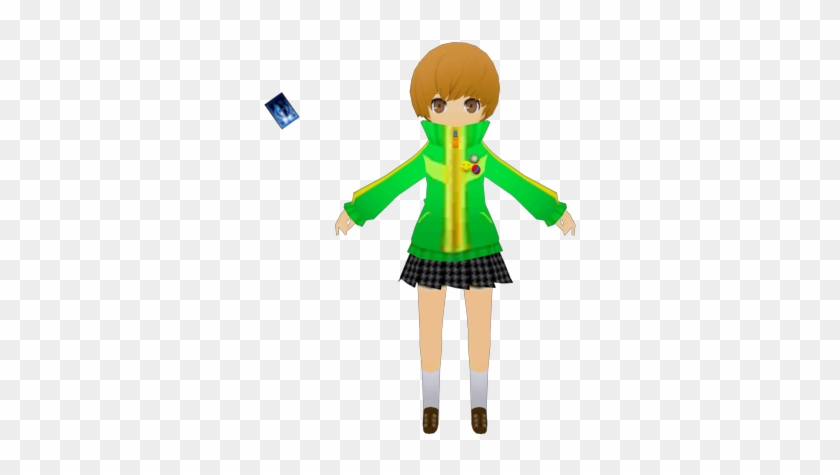 Download Zip Archive - Persona Q Character Models - Free