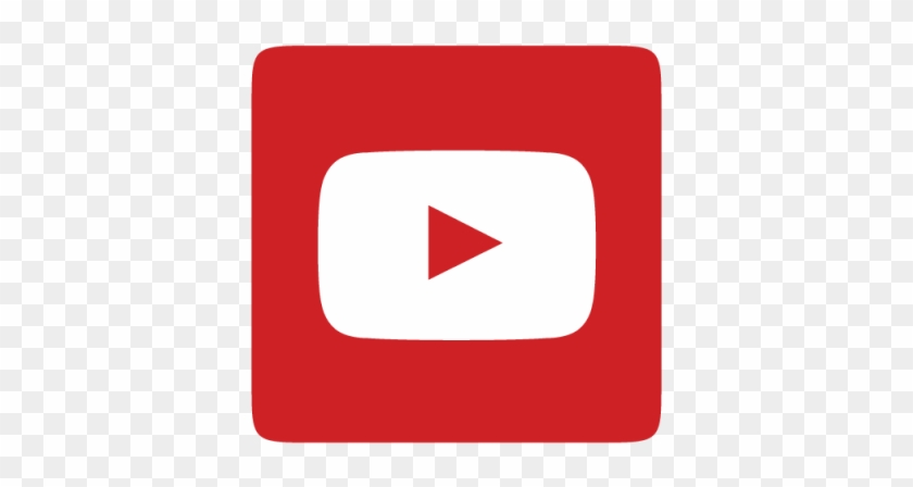 Follow Us On Social Media To Stay Up To Date With The - Youtube Icon For Email Signature #497992