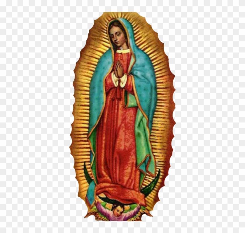 Im genes de la virgen de guadalupe mary queen of heaven free transparent png clipart images - Images of la virgen de guadalupe ...