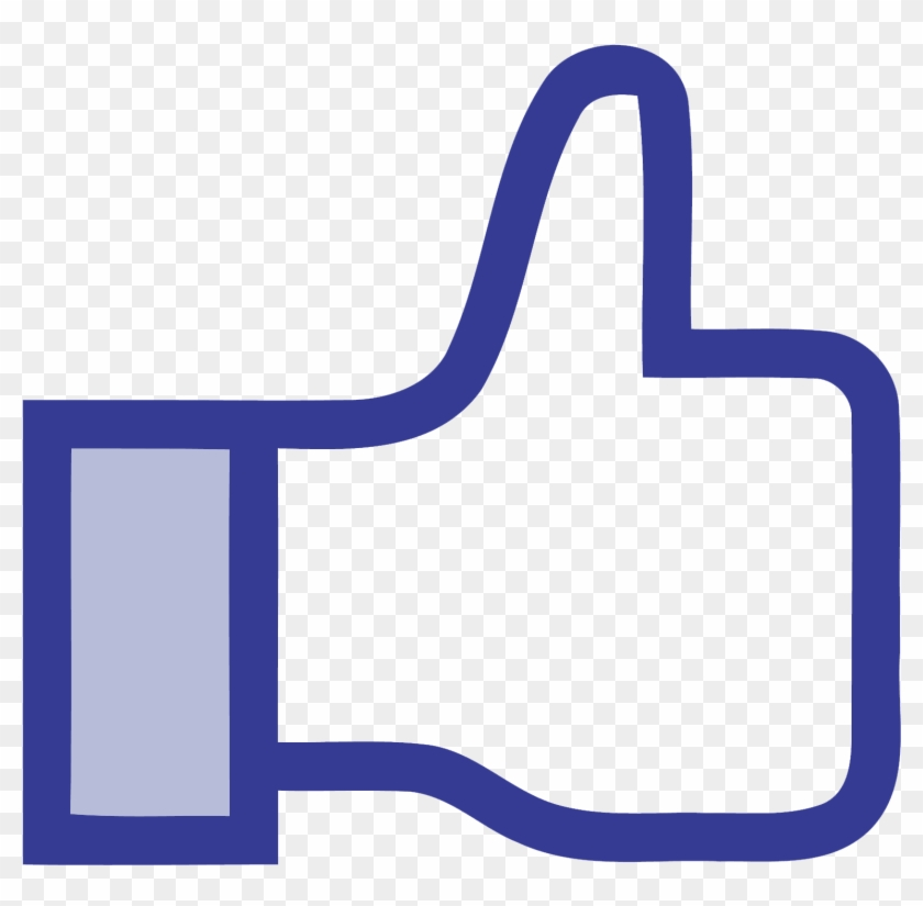 Facebook Like Png Photo - Facebook Like Button Png #498302