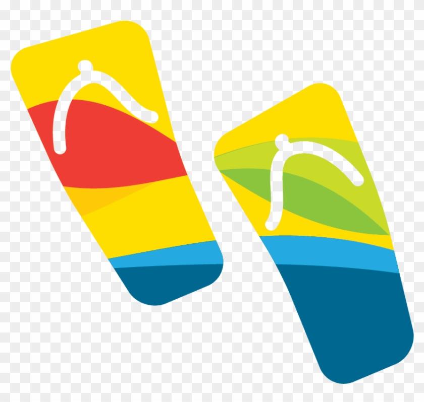 Sandalias - Signos Del Año De La Juventud #498650