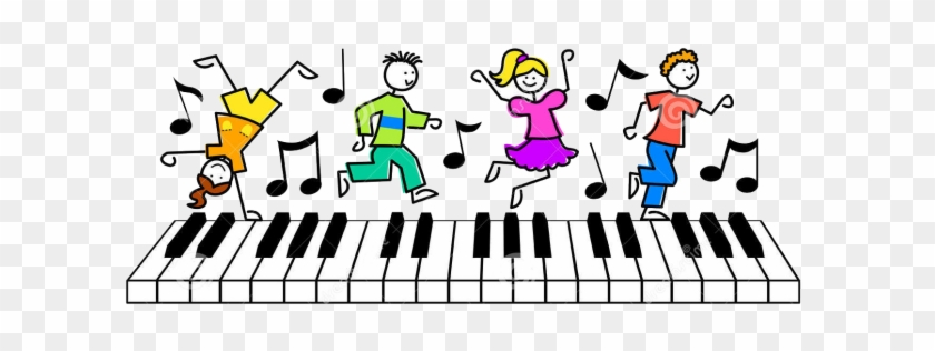 Kids Keyboard Music Cartoon Free Transparent Png Clipart Images Download
