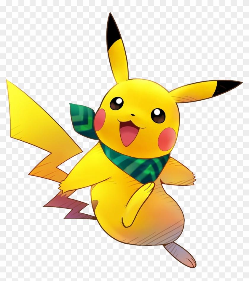 025pikachu Psmd, Pikachu - Pikachu Super Mystery Dungeon #500315