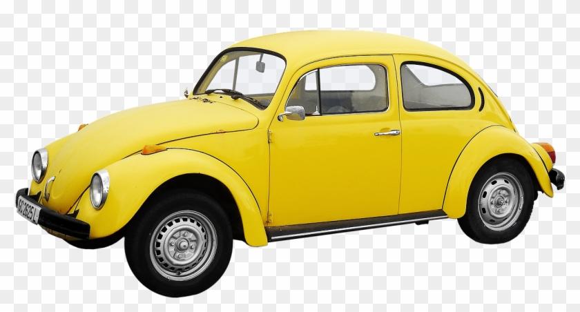 Germany, Volkswagen, Beetle, Oldtimer, Vw Beetle - Volkswagen Beetle Png #500837