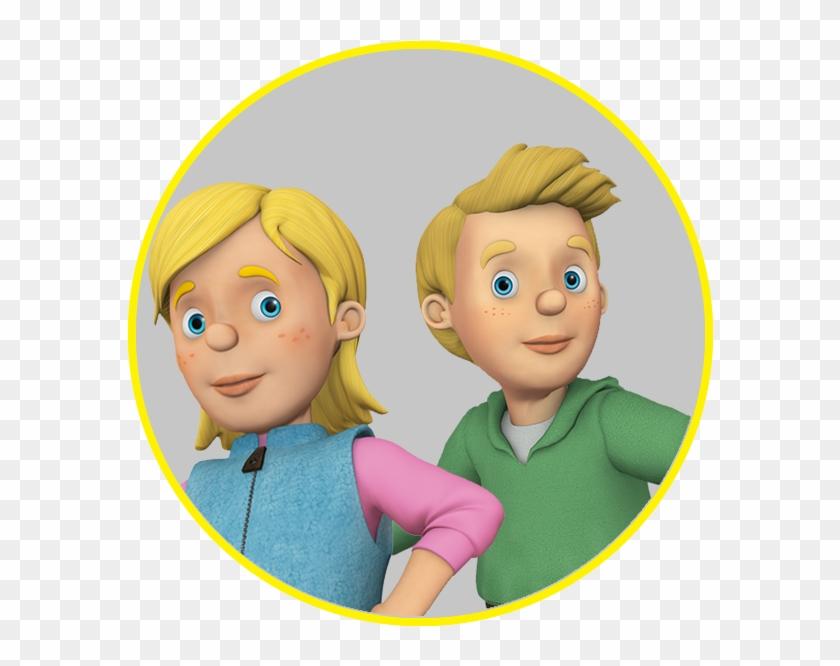 Sarah & James Jones - Sarah And James Fireman Sam #85689