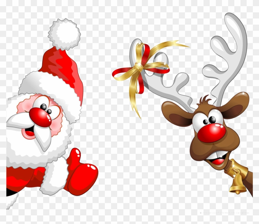 Image - Funny Christmas Clip Art #85721