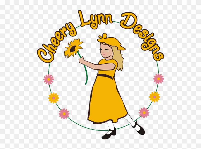 #cheeryld In Honor Of Mother's Day, Bj Dywan, Owner - Cheery Lynn Designs Logo #85779