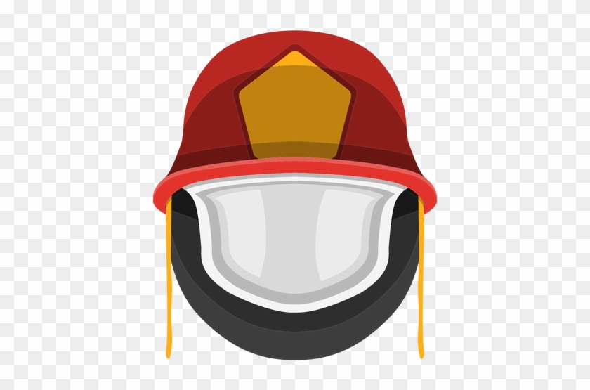 Firefighter Helmet Clipart Transparent Png - Capacete Bombeiros Png #85898