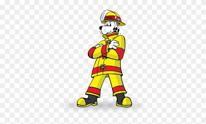Sparky School House - Sparky The Fire Dog #85940