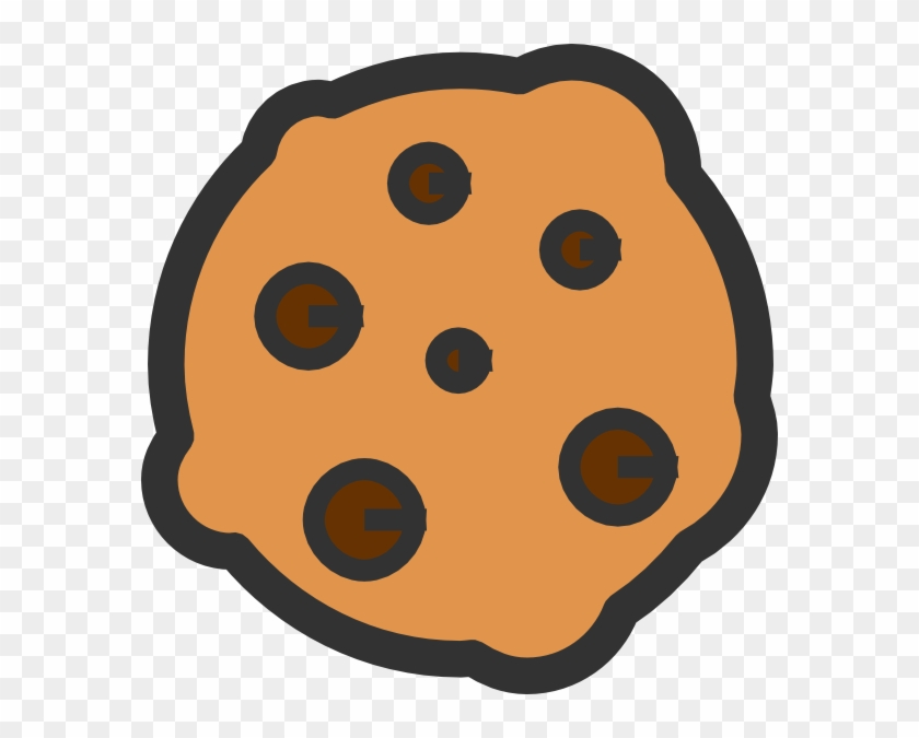 Oreo Cookie Clip Art - Cookie Monster Cookie Png #85959