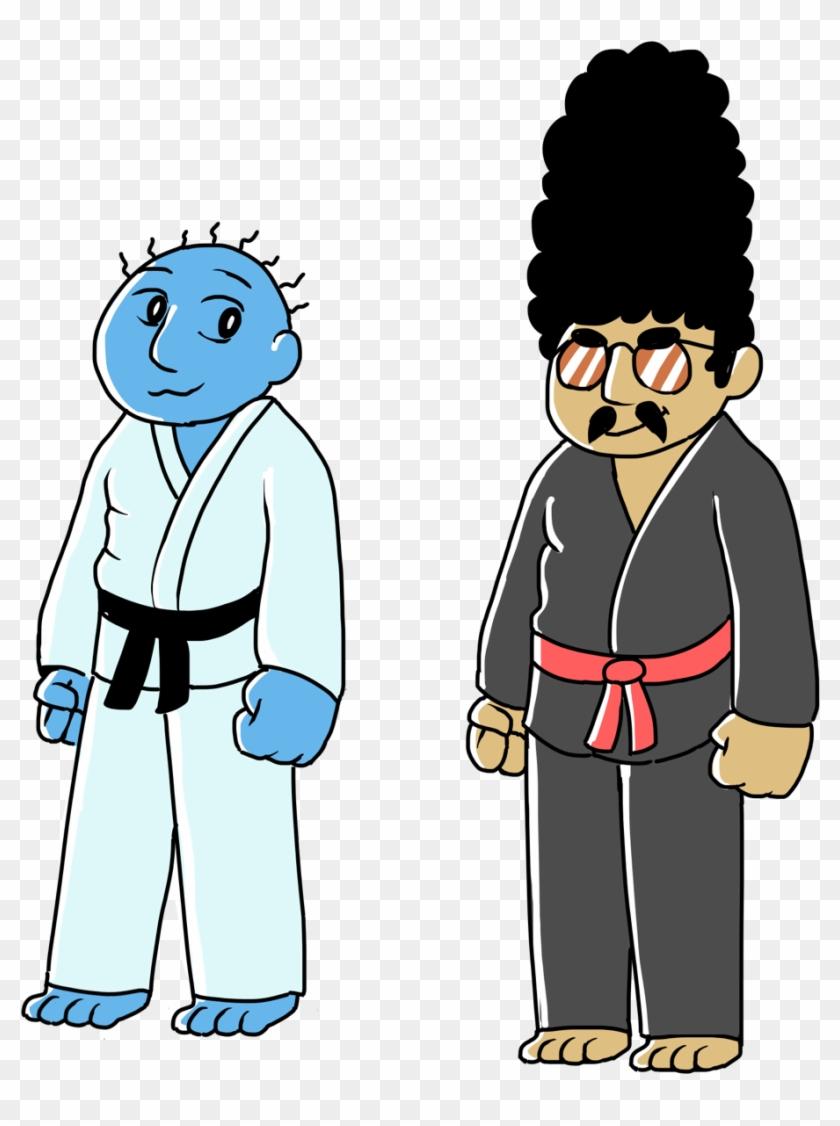 Martial Arts Clipart - Cartoon #86048