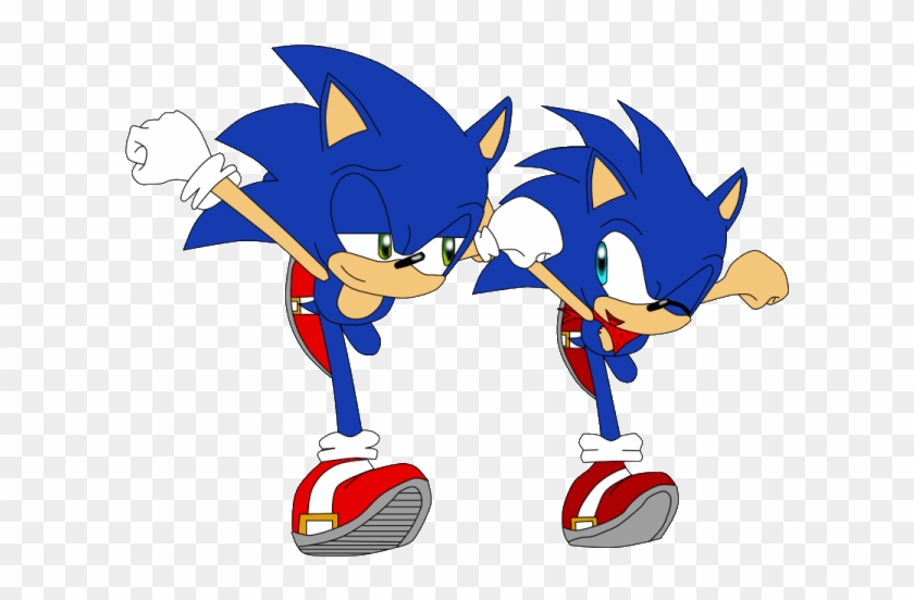 Like Father, Like Son - Bases De Sonic Father And Son #86084