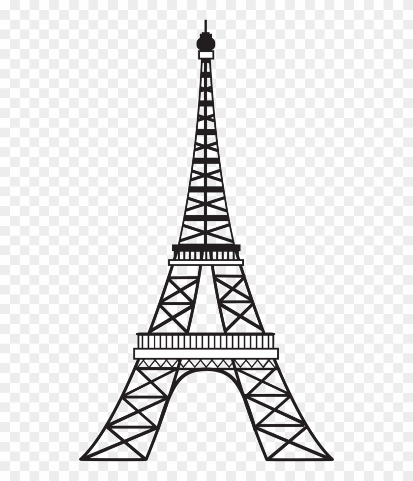 Expo Worldclass Icons From The Eiffel Tower To The - Eiffel Tower Line Drawing #86126