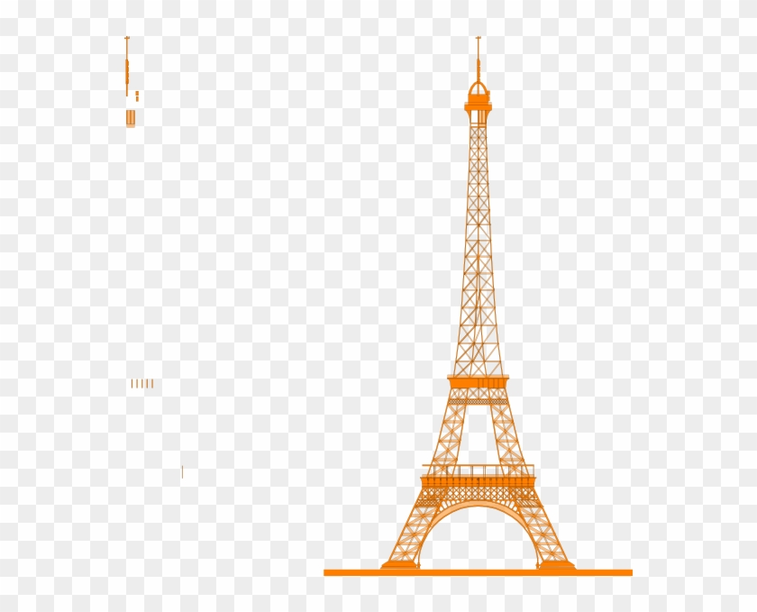 Eiffel Tower Clip Art #86138