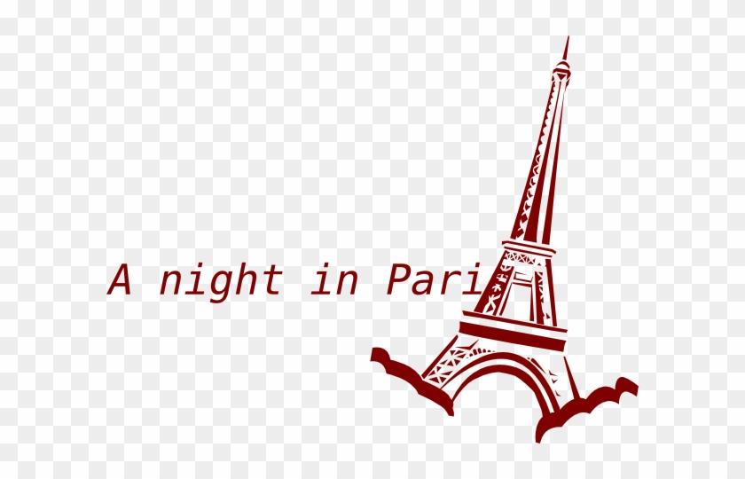 Eiffel Tower Clip Art At Clker - Eiffel Tower Clip Art #86144