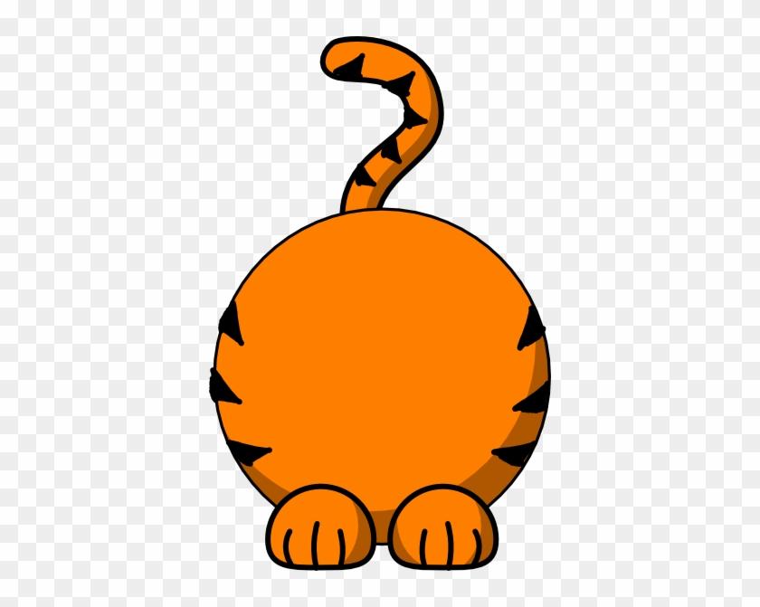 Clipart Info - Tiger Body Clipart #86170