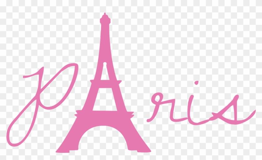 Clipart Paris Tourist Royalty Free - Eiffel Tower #86243