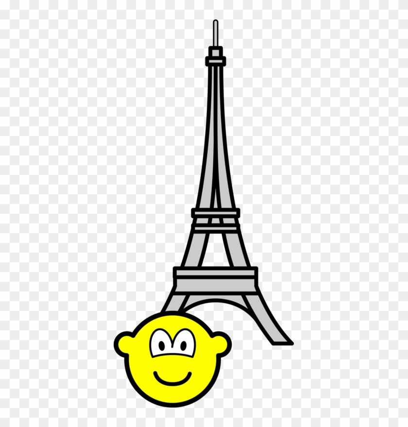 Free Icons Png - Eiffel Tower #86260
