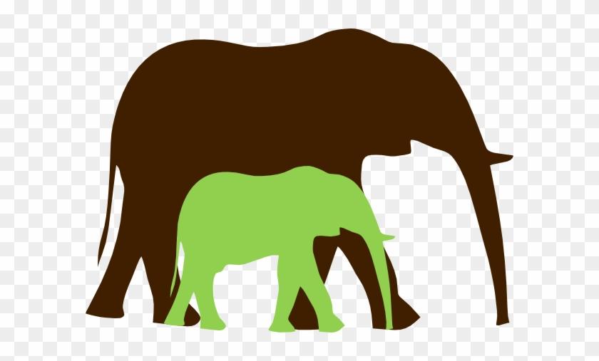 Elephant Clip Art #86334