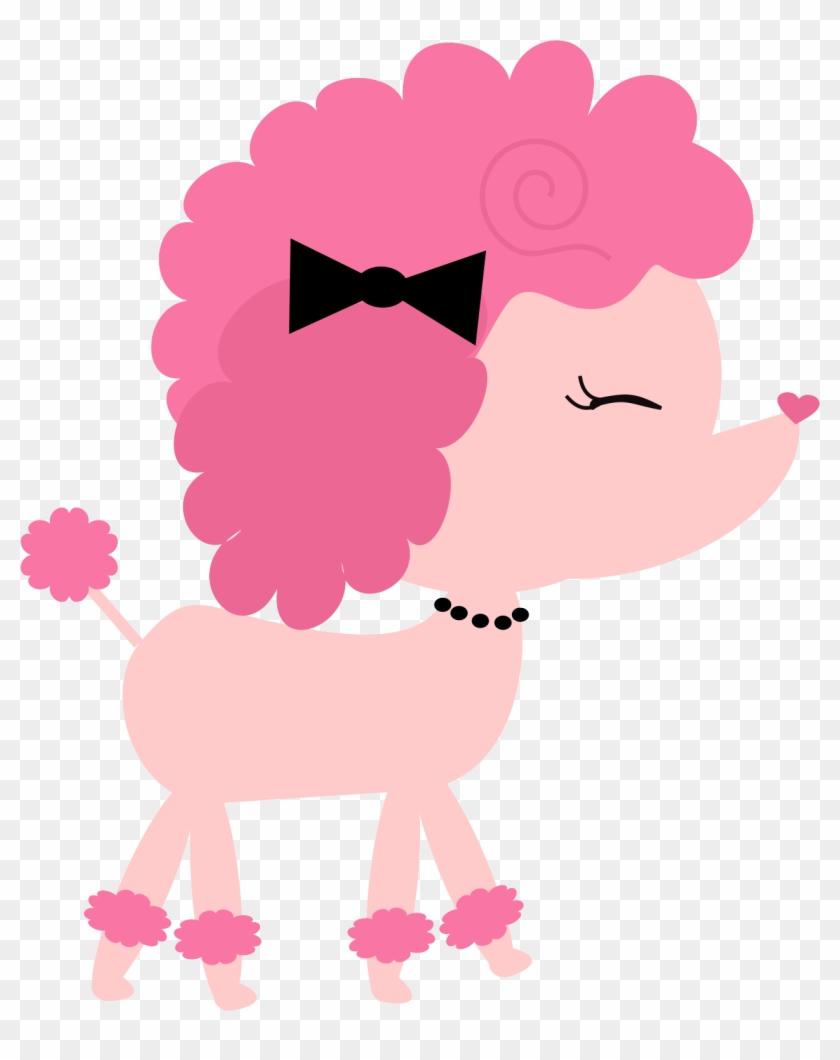 Poodle Clipart Themed - Poodle Paris Png #86354