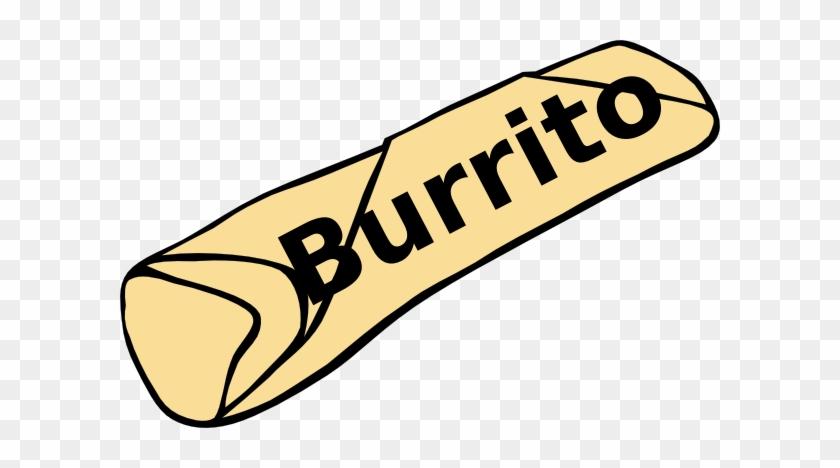 Burritos Clipart #86362