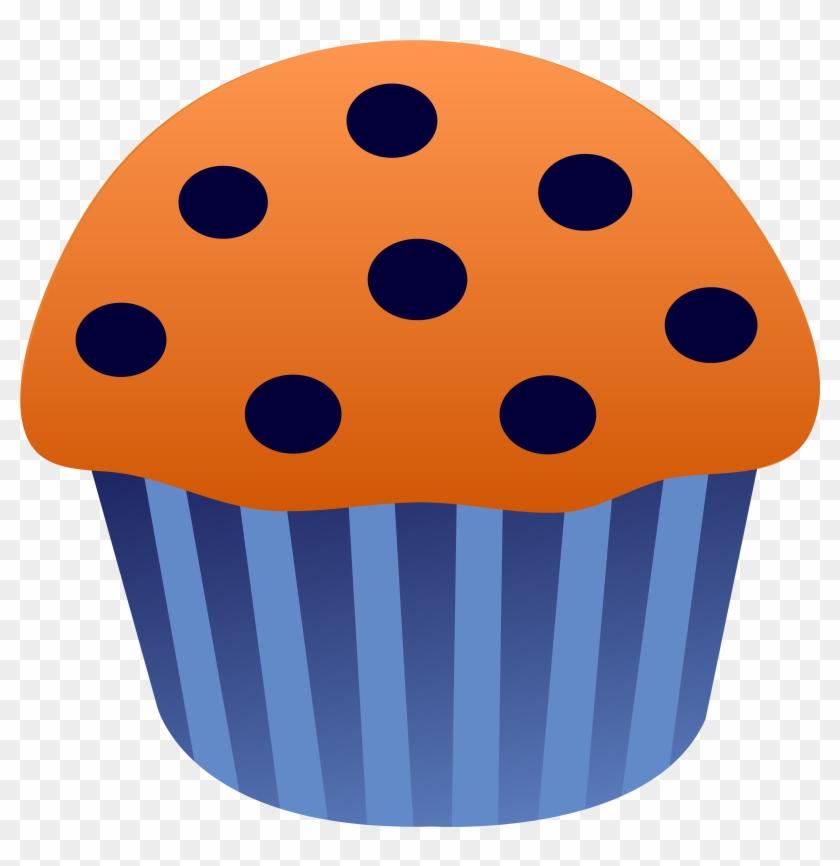 Free Muffin Clipart - Clip Art Muffin #86393