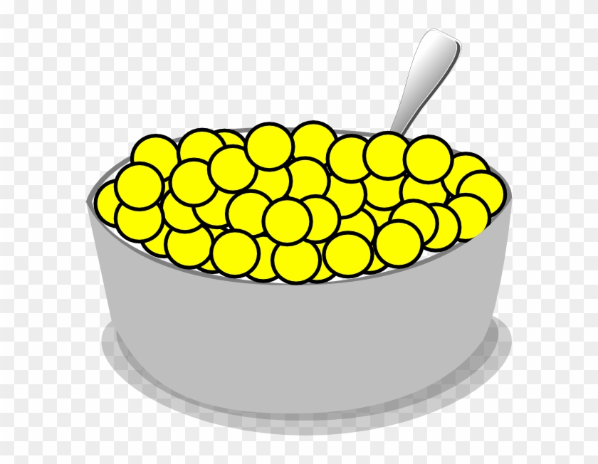 Cereal Bowl Clipart - Cereal Clipart Transparent #86501