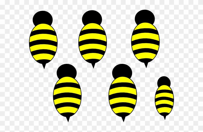 Bee Body Clipart #86558