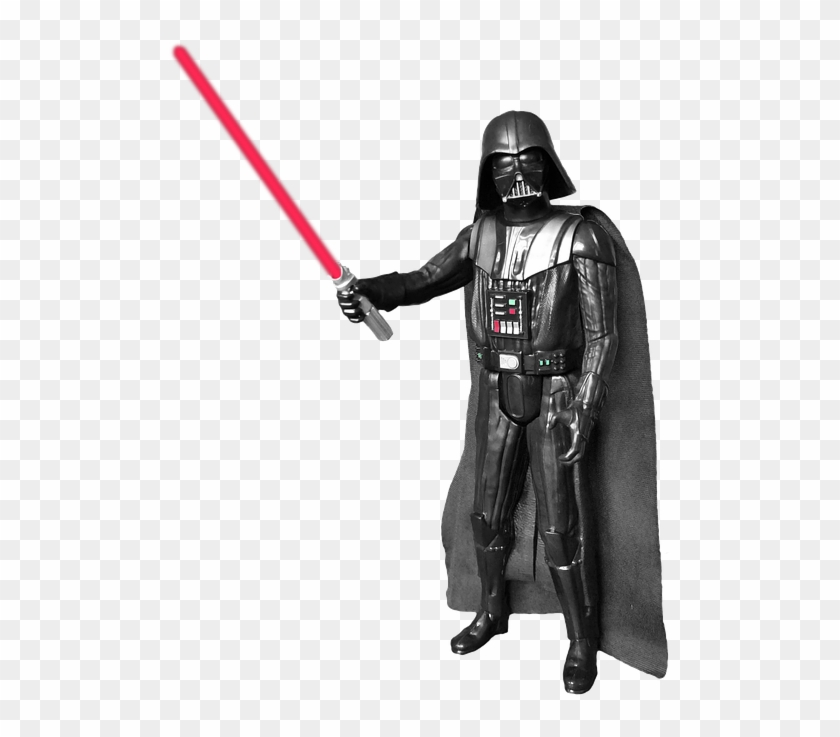 Darth Vader Cartoon Clip Art - Darth Vader Transparent Background #86561