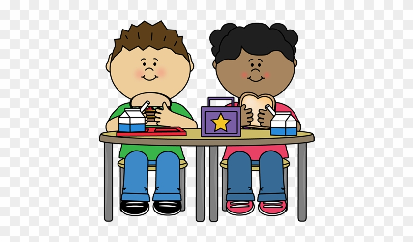 Amazing Kids Eating Clipart School Lunch Clip Art School - Clipart School Lunch #86570