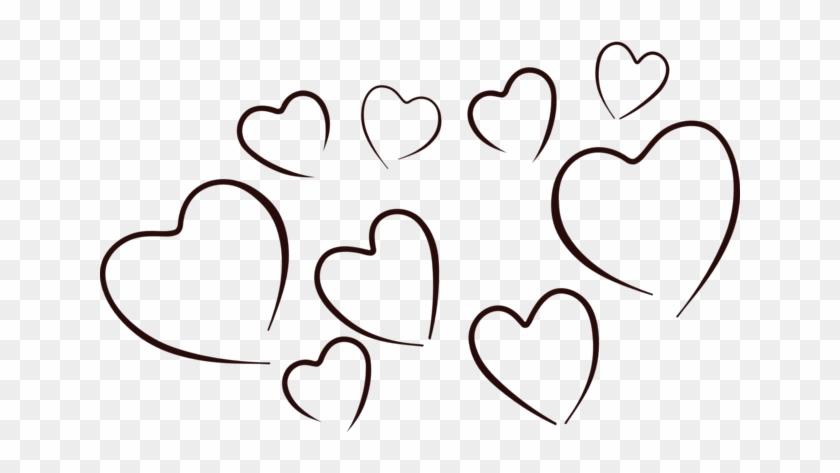 Black Hearts Clip Art 8nzd0m Clipart - Free Heart Image Clipart #86617