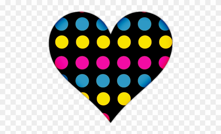 Format - Png - Heart Icon Png Colorful #86637