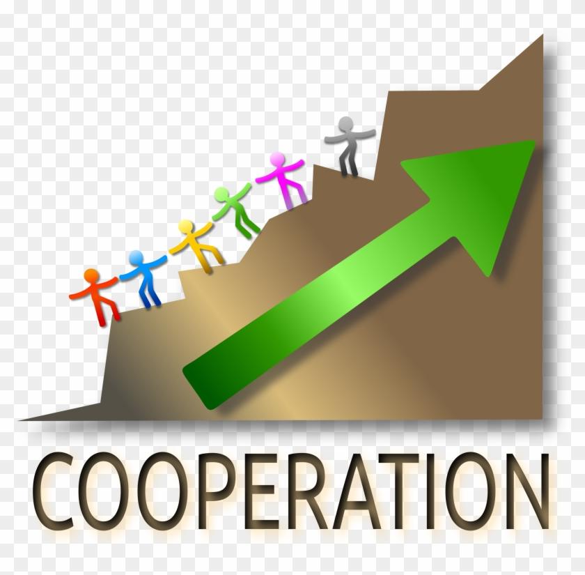 Cooperation Symbol Clip Art - Population Clipart #86650