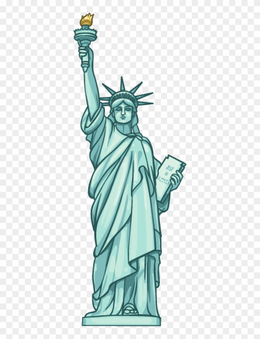 Item Detail Statue Of Liberty Itembrowser Itembrowser - I M With Her Statue Of Liberty #86696
