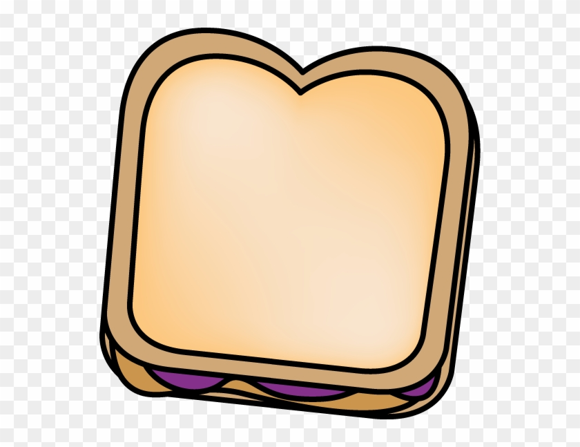Peanut Butter And Jelly Sandwich - Peanut Butter And Jelly Sandwich #86704