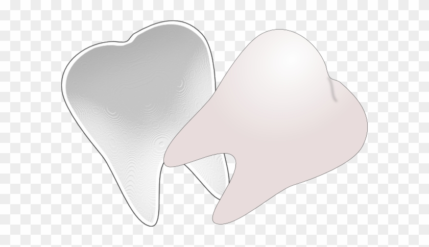 Tooth - Clipart - Tooth Clip Art #86754