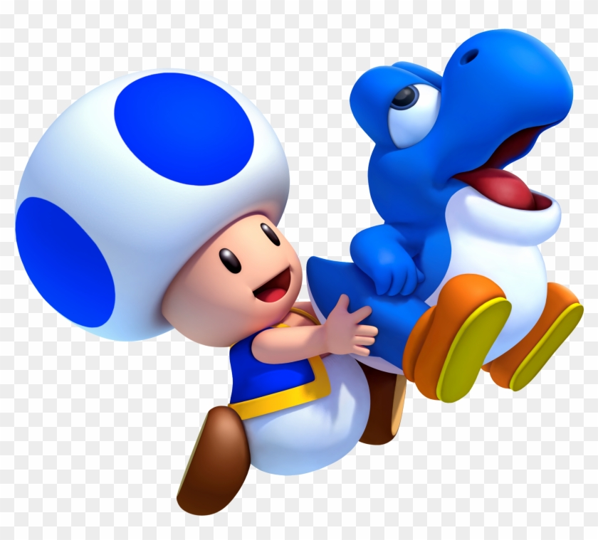 Latest - Super Mario Bros U Yoshi #86771