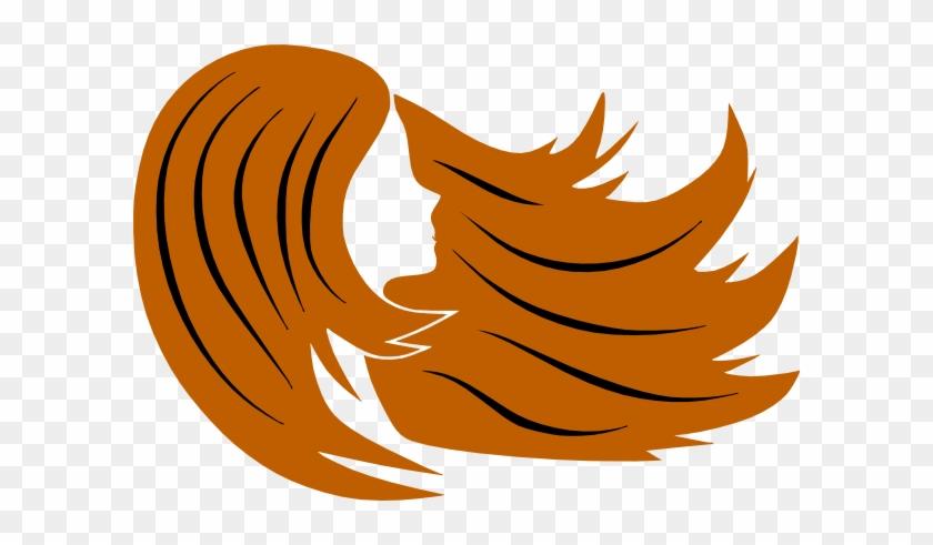 Hair Clip Art Red Hair Clip Art At - Ginger Hair Clip Art #86796