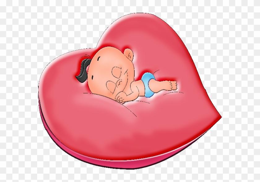 Funny Baby Cartoon Valentine Clip Art Images - Clip Art #86817